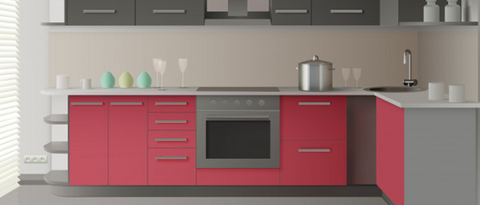 Add a Touch of Colour to Your Kitchen